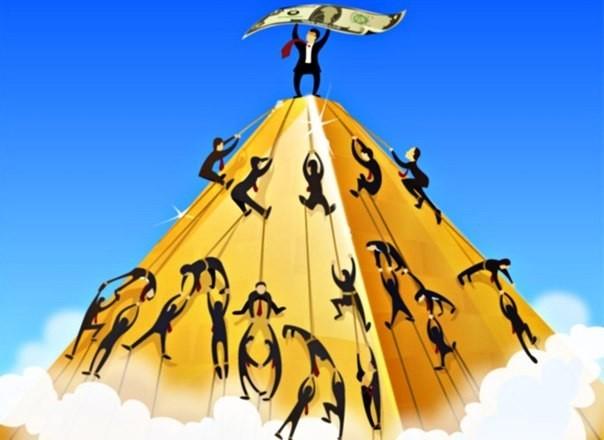 System to people – солидная контора или очередная пирамида?